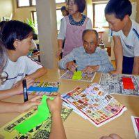 宮田小6年生訪問