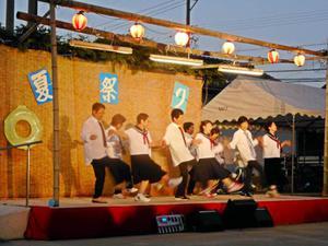 堀田 夏祭り